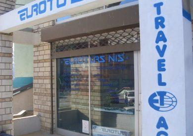 Turistička agencija Vranje EUROTURS, avio karte, letovanja, putovanja