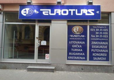 Turistička agencija Novi Sad EUROTURS, turisticka agencija u Novom Sadu EUROTURS, letovanja, putovanja, zimovanja, avio karte