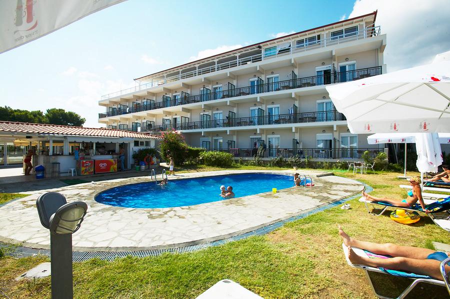 Grcka hoteli letovanje, Halkidiki,  Hanioti Grand Hotel,bazen