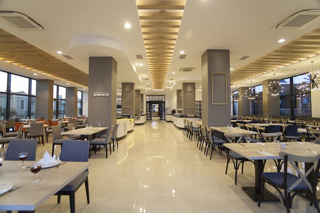 Letovanje Turska autobusom, Sarimsakli, Hotel Musho,restoran