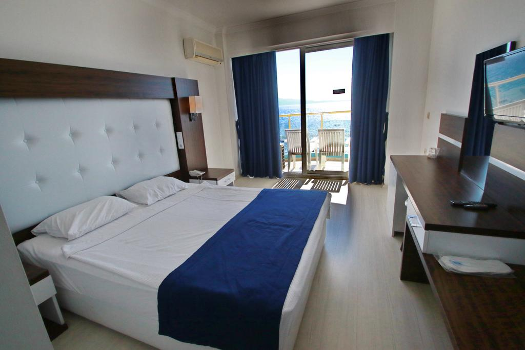 Letovanje Turska autobusom, Kusadasi, Hotel Arora,soba izgled