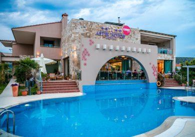 Grcka hoteli letovanje, Tasos, Potos, Hotel Astir Notos, bazen