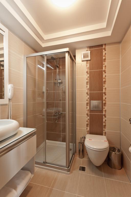 Letovanje Turska avionom, Kumburgaz, hotel Mercia, kupatilo