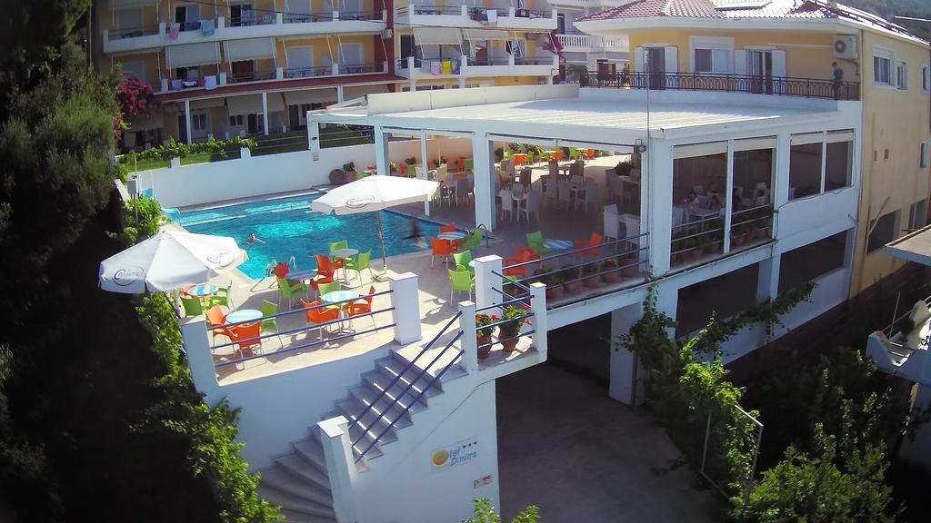 Grcka hoteli letovanje, Preveza, Hotel Dimitra, bar