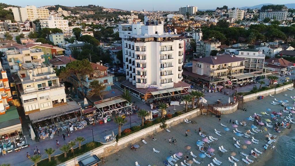 Letovanje Turska autobusom, Kusadasi, Hotel Asena,panoramski izgled