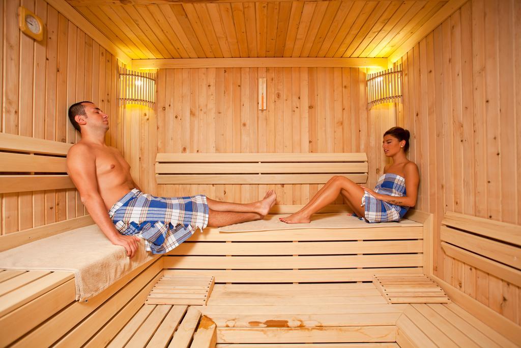 Letovanje Turska avionom, Kumburgaz, hotel Mercia,sauna