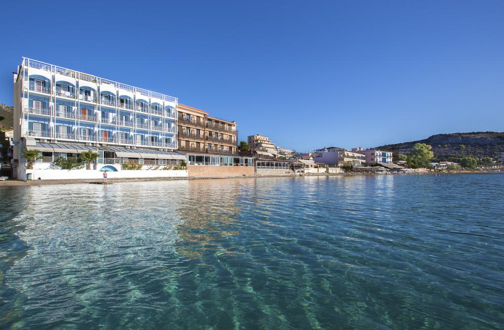 Grcka hoteli letovanje, Peloponezi,hotel Tolo,eksterijer