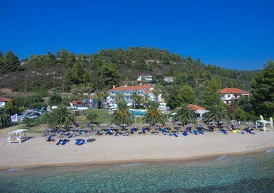 Grcka hoteli letovanje, Halkidiki, Elia Beach,Acrotel Lily Ann Beach,eksterijer