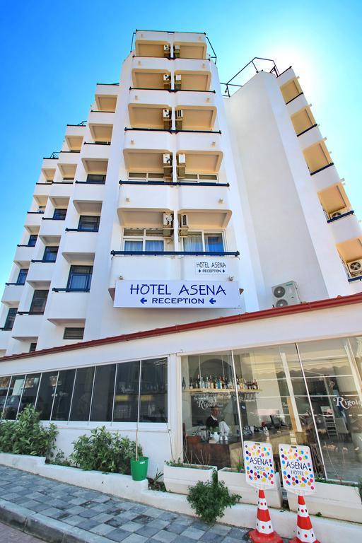 Letovanje Turska autobusom, Kusadasi, Hotel Asena,spolja