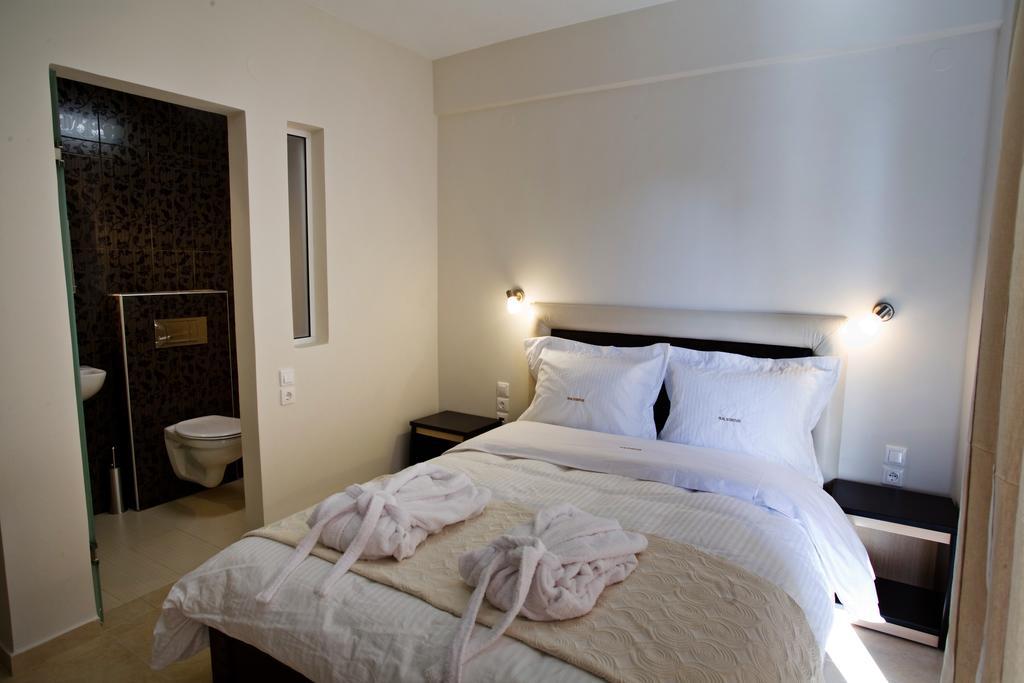 Grcka hoteli letovanje, Paralia, RG Status, izgled sobe