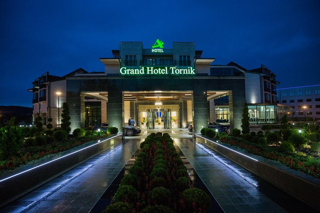 Zlatibor, zimovanje, smeštaj, Grand hotel Tornik, spoljasnji izgled