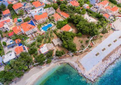 Grcka hoteli letovanje, Tasos, Potos, Hotel Potos, plaža