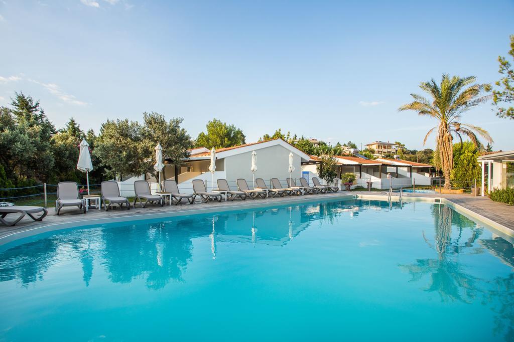 Grcka hoteli letovanje, Halkidiki, Gerakini,Across Coral Blue Beach bazen