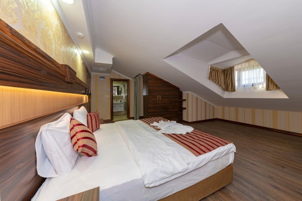 Putovanje Velika Turska tura, evropski gradovi, Kapadokija – Ankara - Pamukkale, Vision de luxe Istanbul, izgled sobe