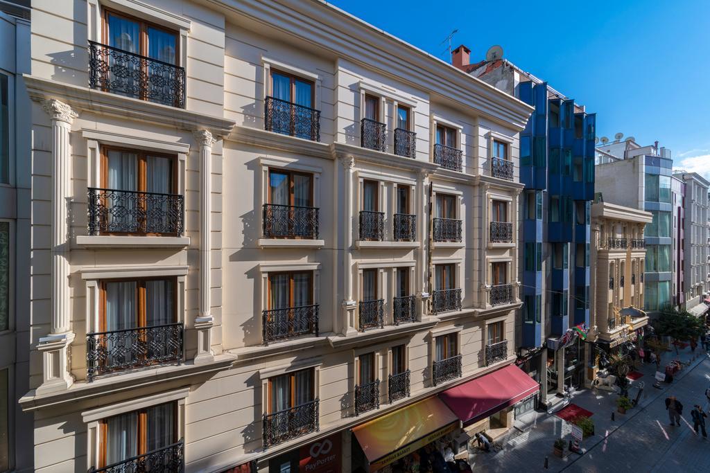 Putovanje Velika Turska tura, evropski gradovi, Kapadokija – Ankara - Pamukkale, Vision de luxe Istanbul, eksterijer