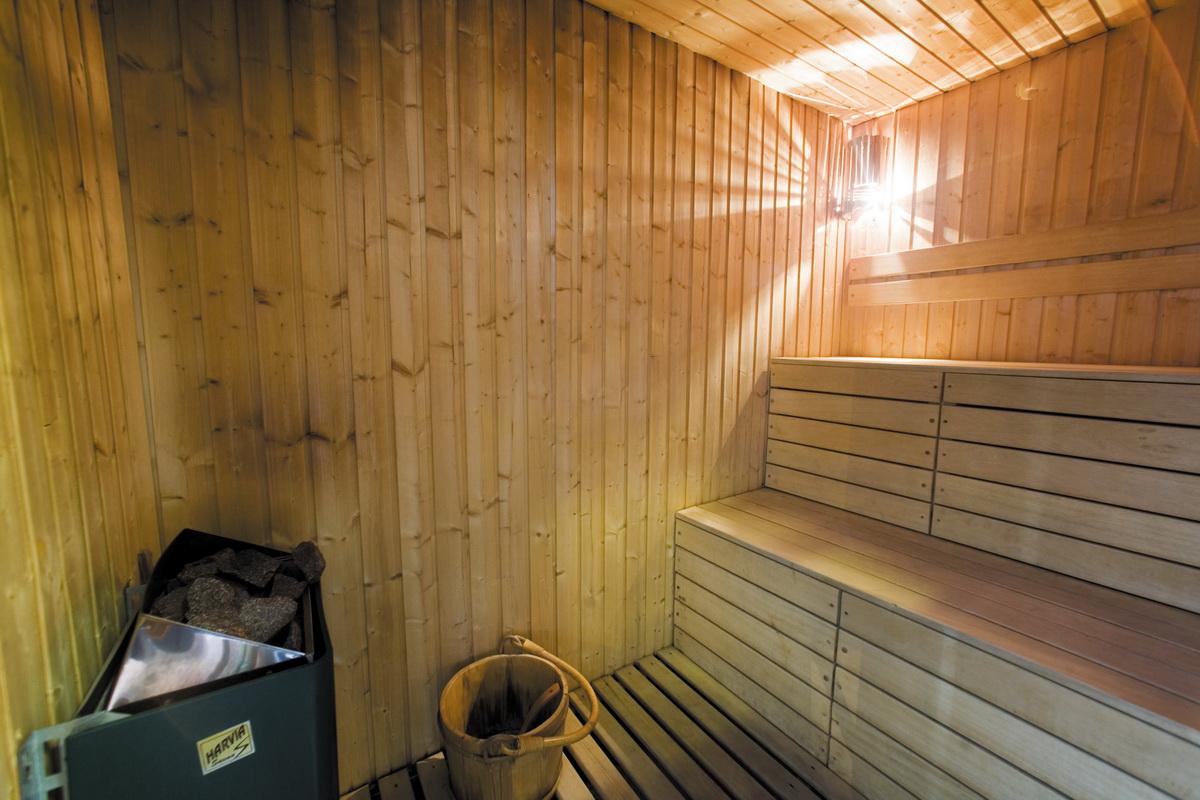 Zlatibor, zimovanje, smeštaj, Klub satelit, sauna