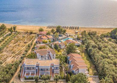 Grcka hoteli letovanje, Halkidiki, Gerakini,Across Coral Blue Beach eksterijer