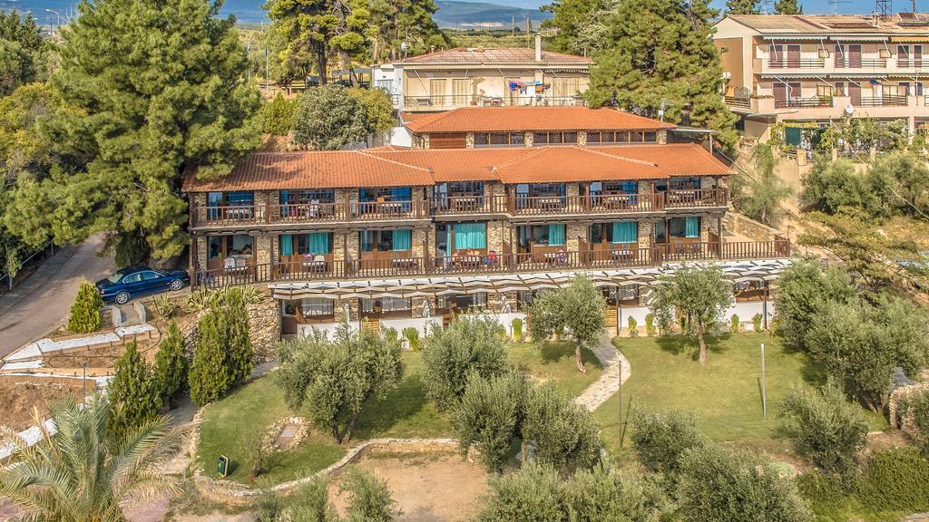 Grcka hoteli letovanje, Halkidiki, Gerakini,Across Coral Blue Beach spolja