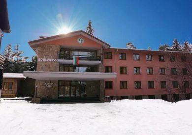 Zimovanje Bugarska, Borovec, Hotel Edelweiss, eksterijer