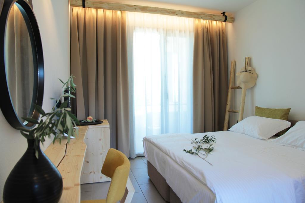 Grcka hoteli letovanje, Tasos, Skala Rahoni, Hotel Filippos, soba