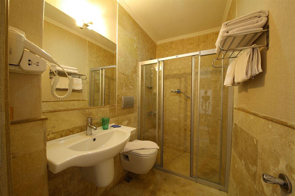 Letovanje Turska autobusom, Sarimsakli, Hotel Acem,kupatilo