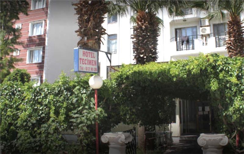 Letovanje Turska autobusom, Kusadasi, Hotel Tecimen,ulaz u hotel