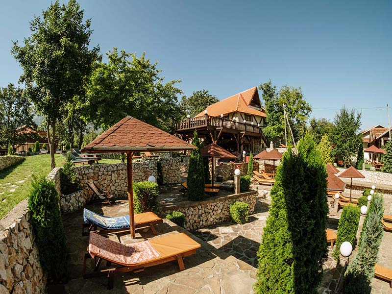Balašević - Etno hotel Rtanj