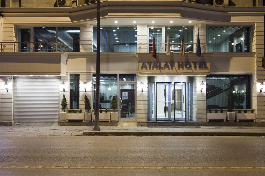 Putovanje Velika Turska tura, evropski gradovi, Kapadokija – Ankara - Pamukkale, Atalay Ankara, eksterijer
