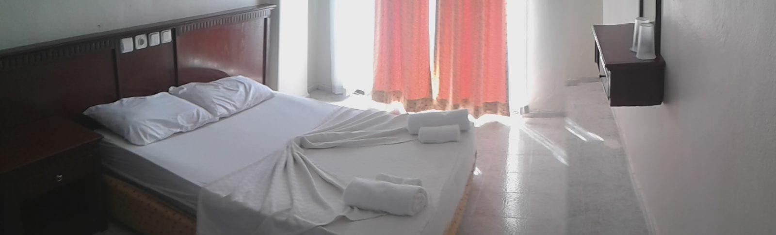 Letovanje Turska autobusom, Kusadasi, Hotel Tecimen,dvokrevetna soba