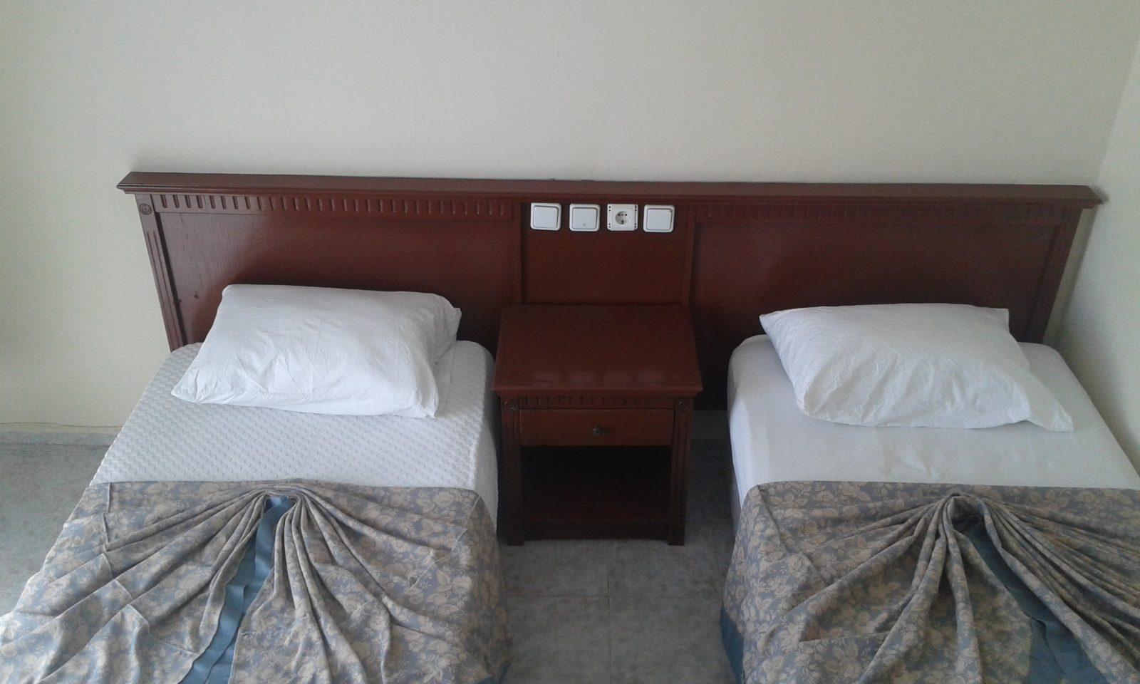 Letovanje Turska autobusom, Kusadasi, Hotel Tecimen,soba twin bed