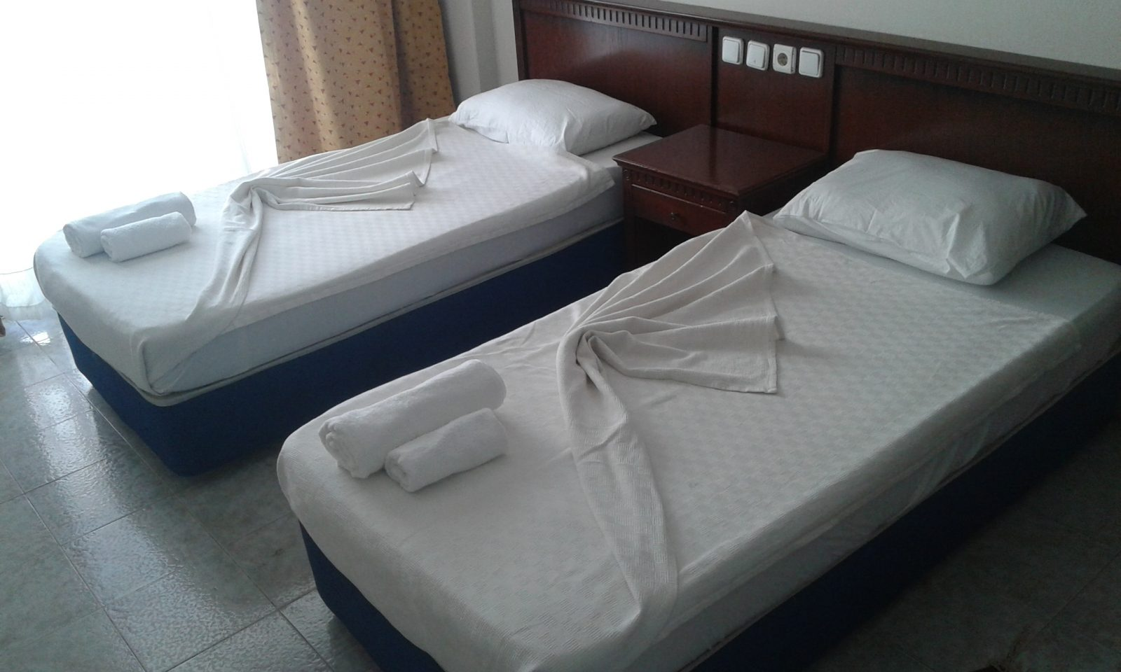 Letovanje Turska autobusom, Kusadasi, Hotel Tecimen,pogled na sobu