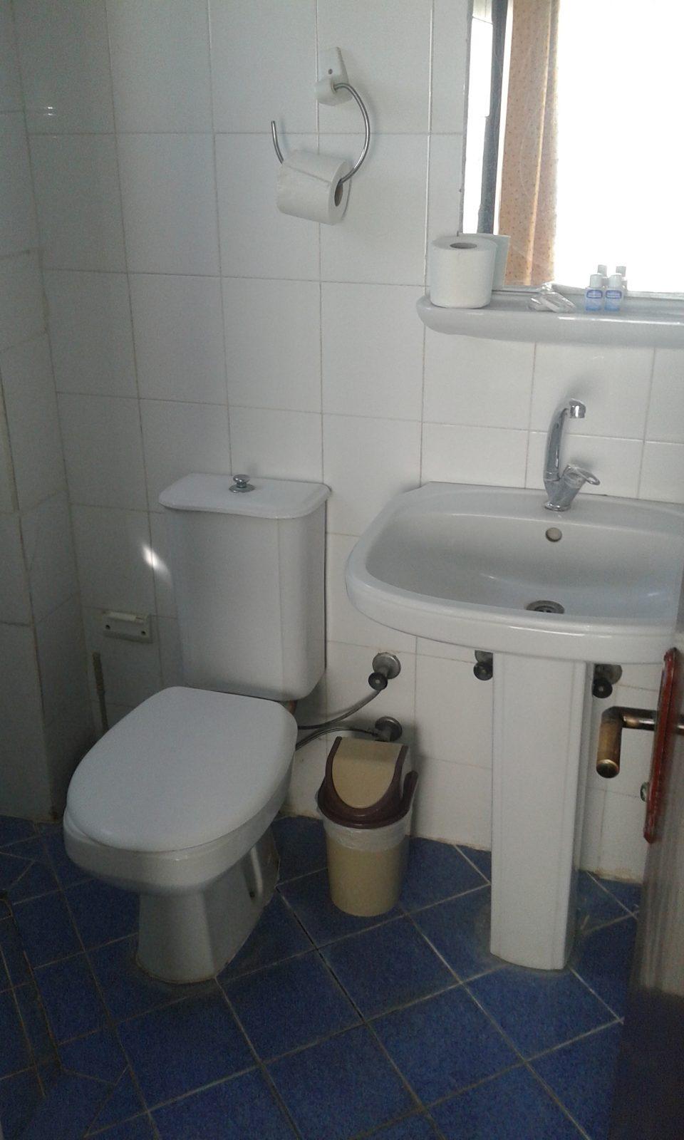 Letovanje Turska autobusom, Kusadasi, Hotel Tecimen,kupatilo