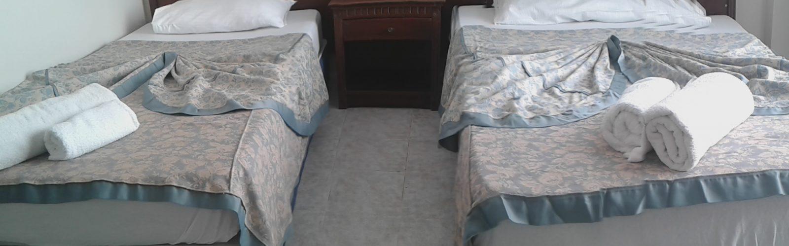 Letovanje Turska autobusom, Kusadasi, Hotel Tecimen,izgled sobe