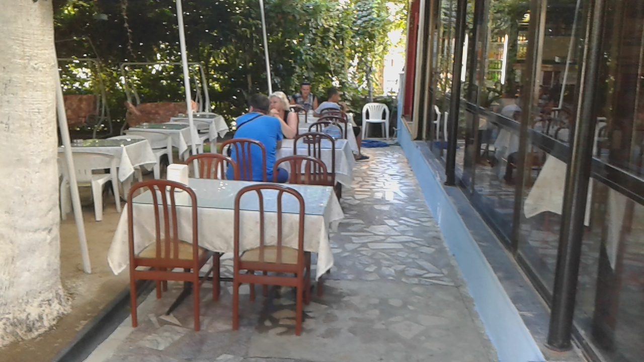 Letovanje Turska autobusom, Kusadasi, Hotel Tecimen,restoran,bar