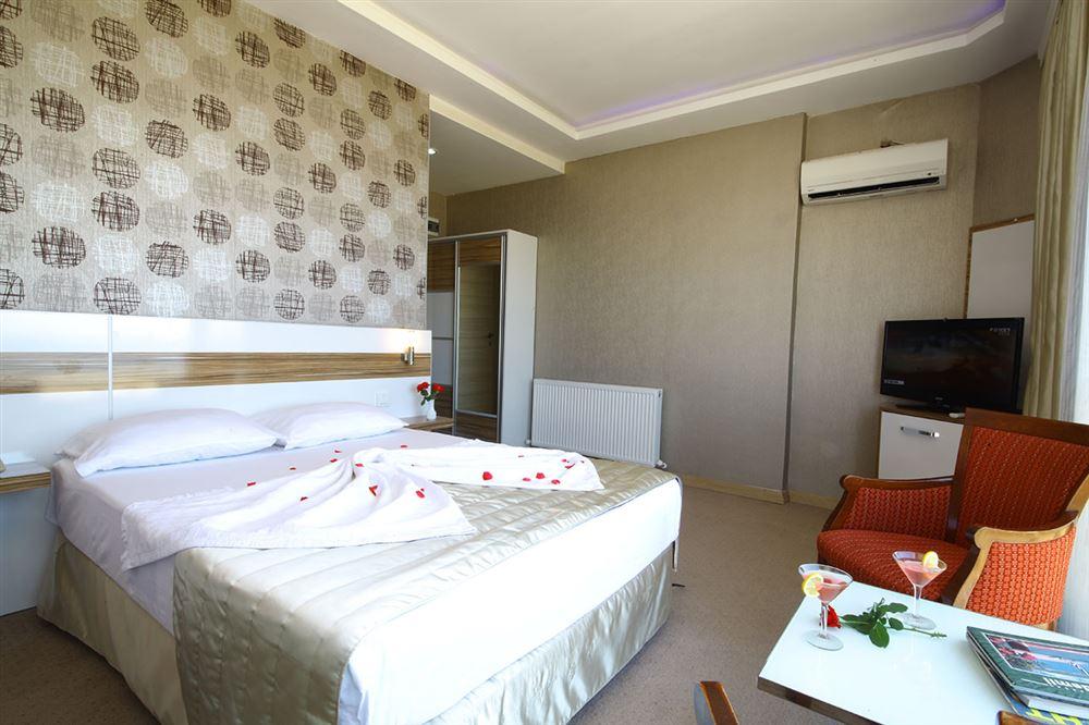 Letovanje Turska autobusom, Sarimsakli, Hotel Acem,izgled sobe