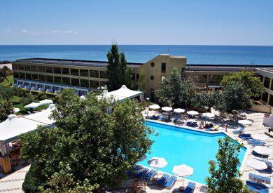 Grcka hoteli letovanje, Trakija, Aleksandroplis,Alexander beach,eksterijer