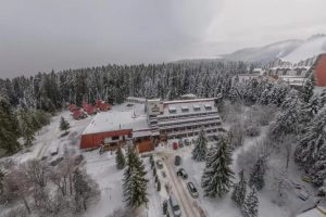 Zimovanje Bugarska, Borovec, Hotel Zara, panorama hotela