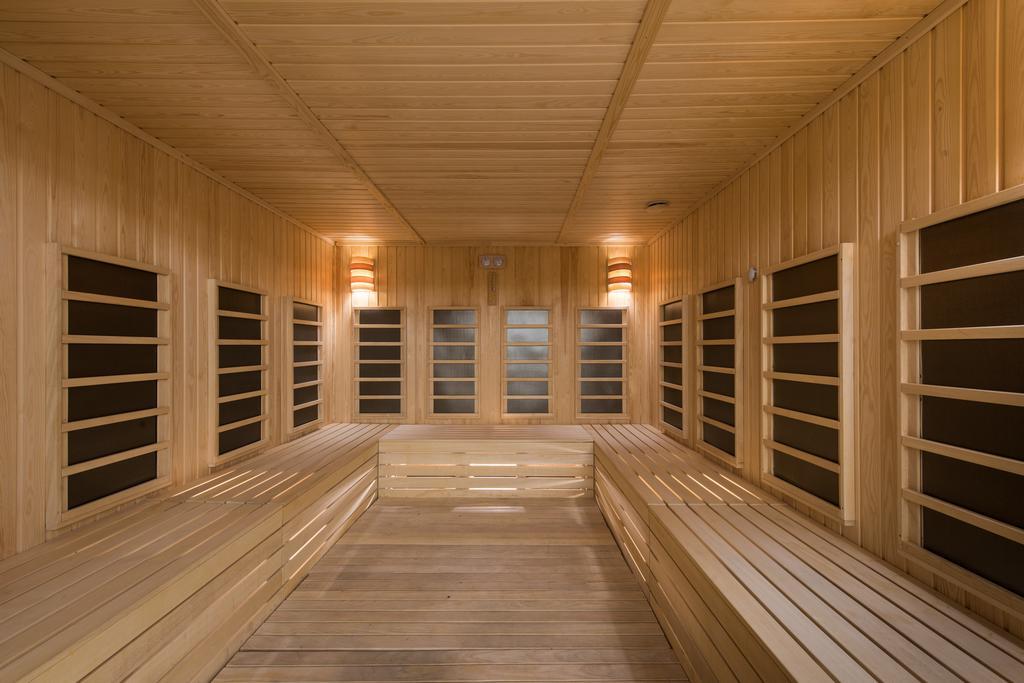 Banje,Vrnjačka Banja, smeštaj, Hotel Fontana, finska sauna