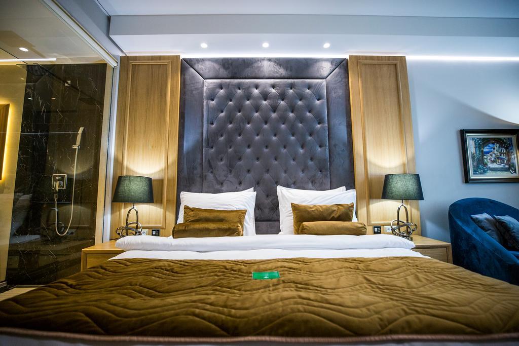 Zlatibor, zimovanje, smeštaj, Grand hotel Tornik, spavaca soba