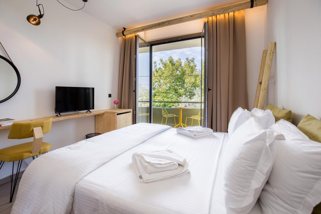 Grcka hoteli letovanje, Tasos, Skala Rahoni, Hotel Filippos, izgled apartmana