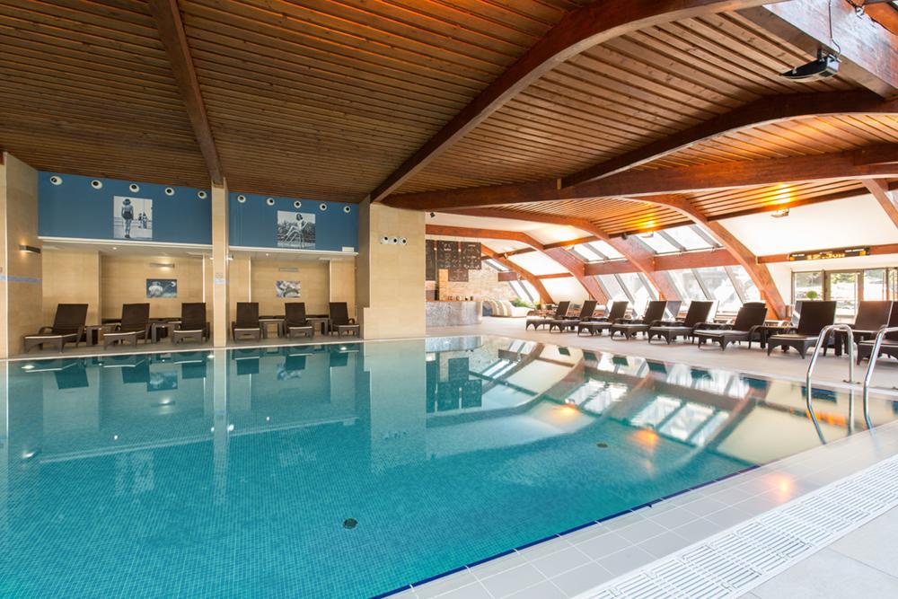 Kopaonik, zimovanje, smeštaj, Grand hotel & spa, zatvoreni bazen