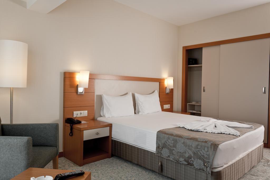 Letovanje Turska avionom, Kumburgaz, hotel Mercia, izgled sobe