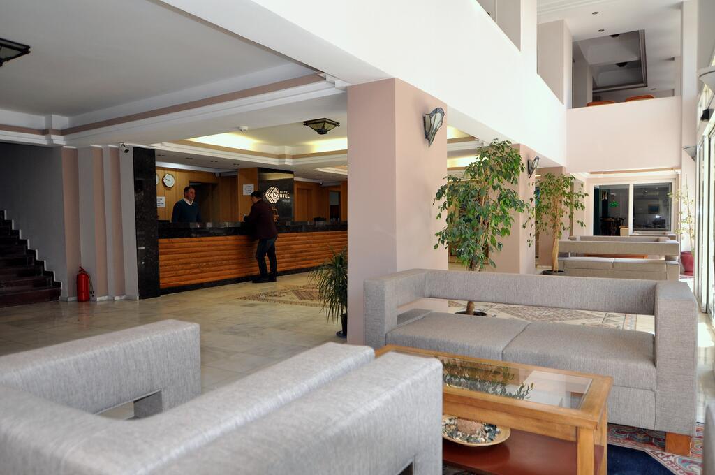 Letovanje Turska autobusom, Kusadasi, Hotel Surtel,recepcija