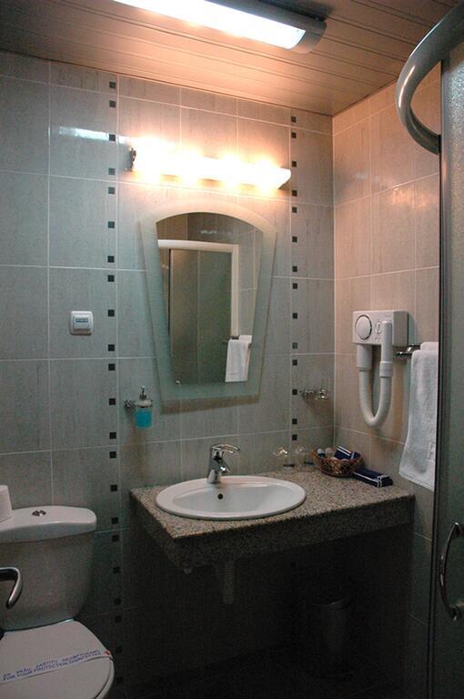 Zlatibor, zimovanje, smeštaj, Garni hotel President, izgled kupatila