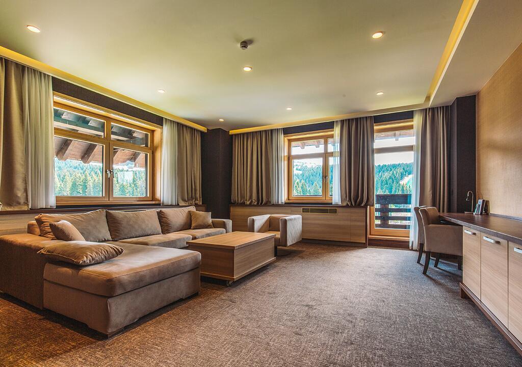 Kopaonik, zimovanje, smeštaj, Grand hotel & spa, apartman