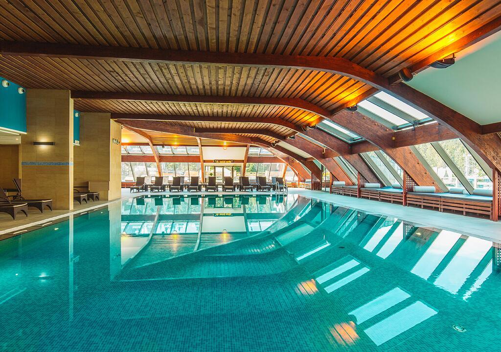 Kopaonik, zimovanje, smeštaj, Grand hotel & spa, bazen