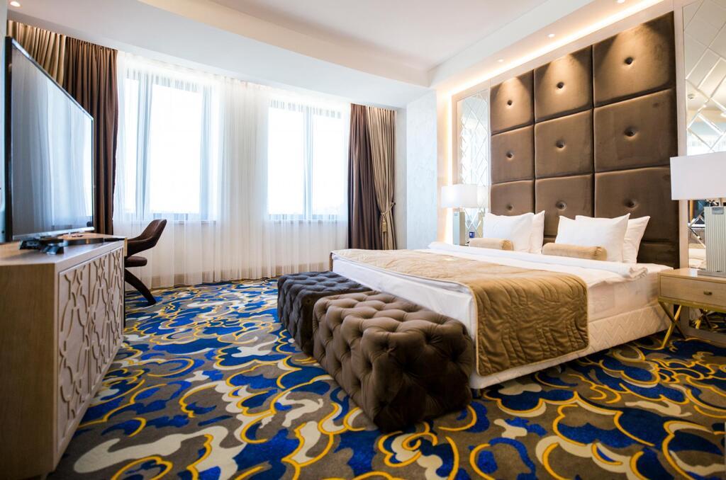 Zlatibor, zimovanje, smeštaj, Grand hotel Tornik, izgled spavace sobe