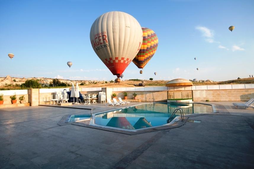 Putovanje Velika Turska tura, evropski gradovi, Kapadokija – Ankara - Pamukkale, Kapadokija