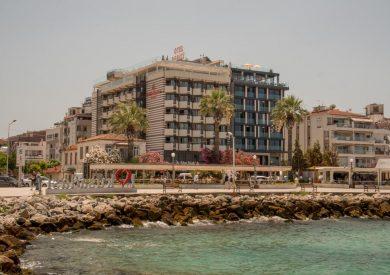 Letovanje Turska autobusom, Kusadasi, Hotel Derci,eksterijer