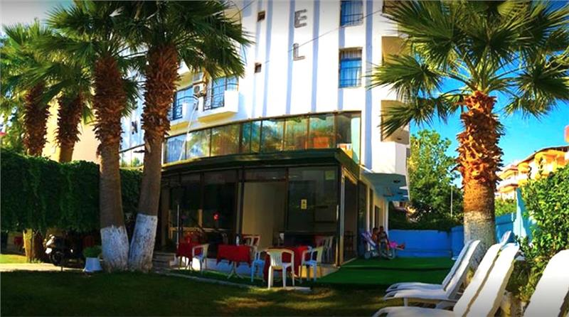 Letovanje Turska autobusom, Kusadasi, Hotel Tecimen,spolja